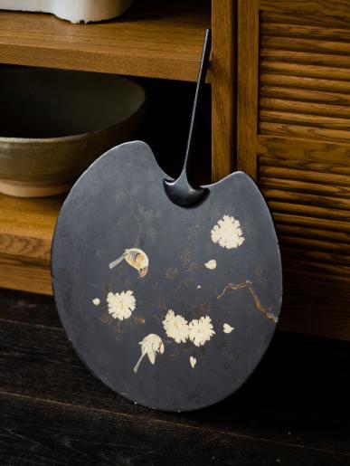 1920's Wooden Fan