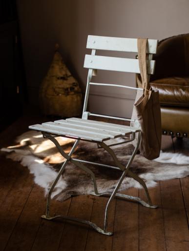 Pale Green Garden Chair