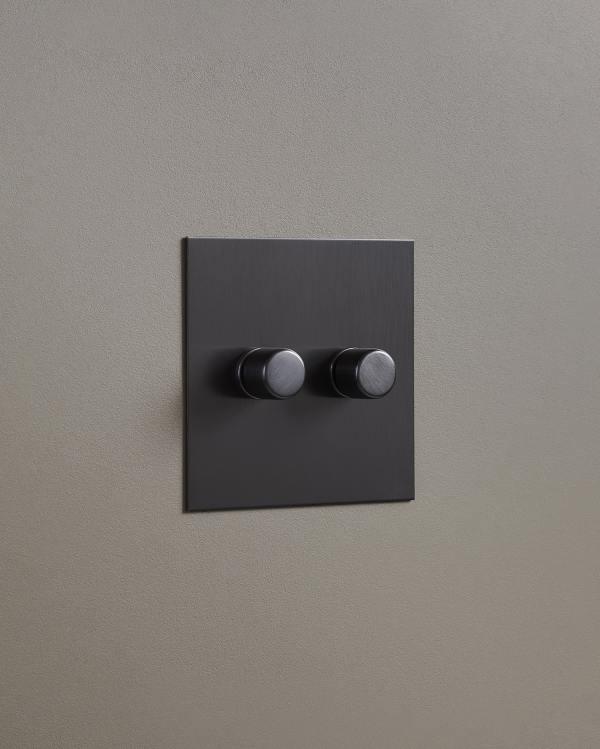 Antique Bronze Dimmer Switches