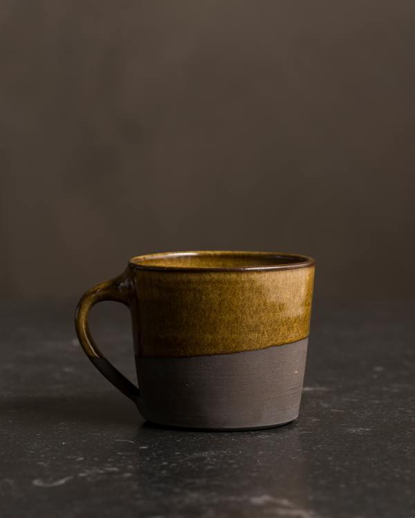 Amber Glaze Mug
