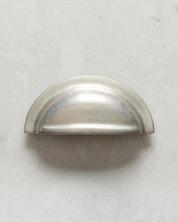 Antique Silver Cup Handle