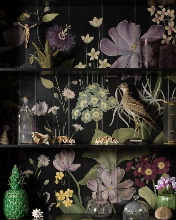 Decorated Cupboards