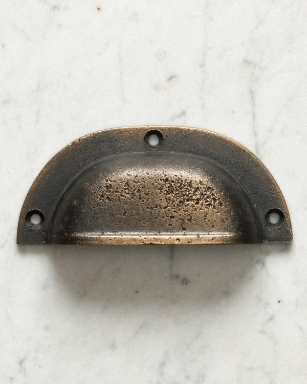 Oxidised Bronze Classic Handle