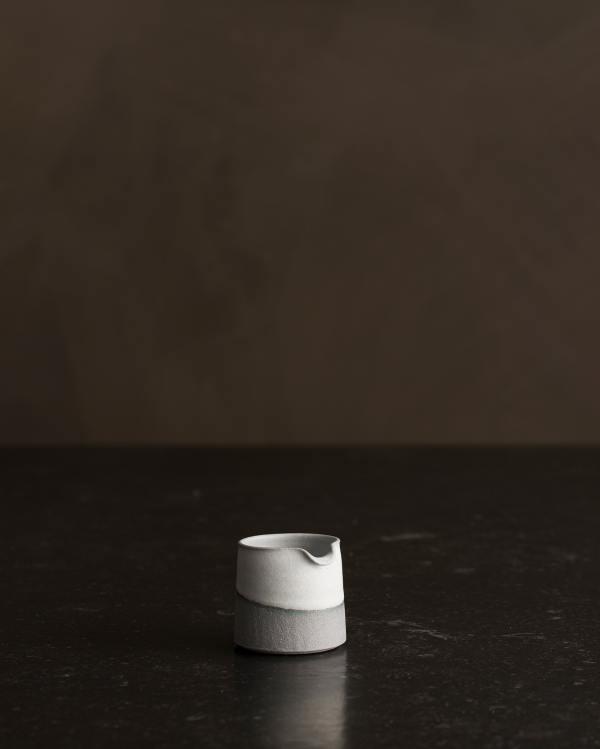 Small Slate Blue Pourer