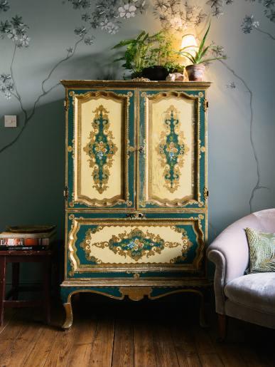 Decorative Armoir